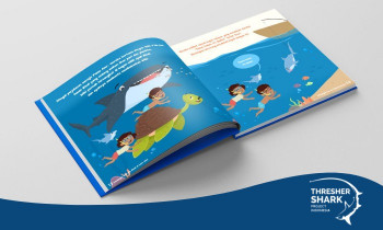 Thresher Shark Project Indonesia Book